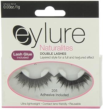 dde5ea452e2 Eylure Naturalites Double Lashes 205: Amazon.co.uk: Beauty