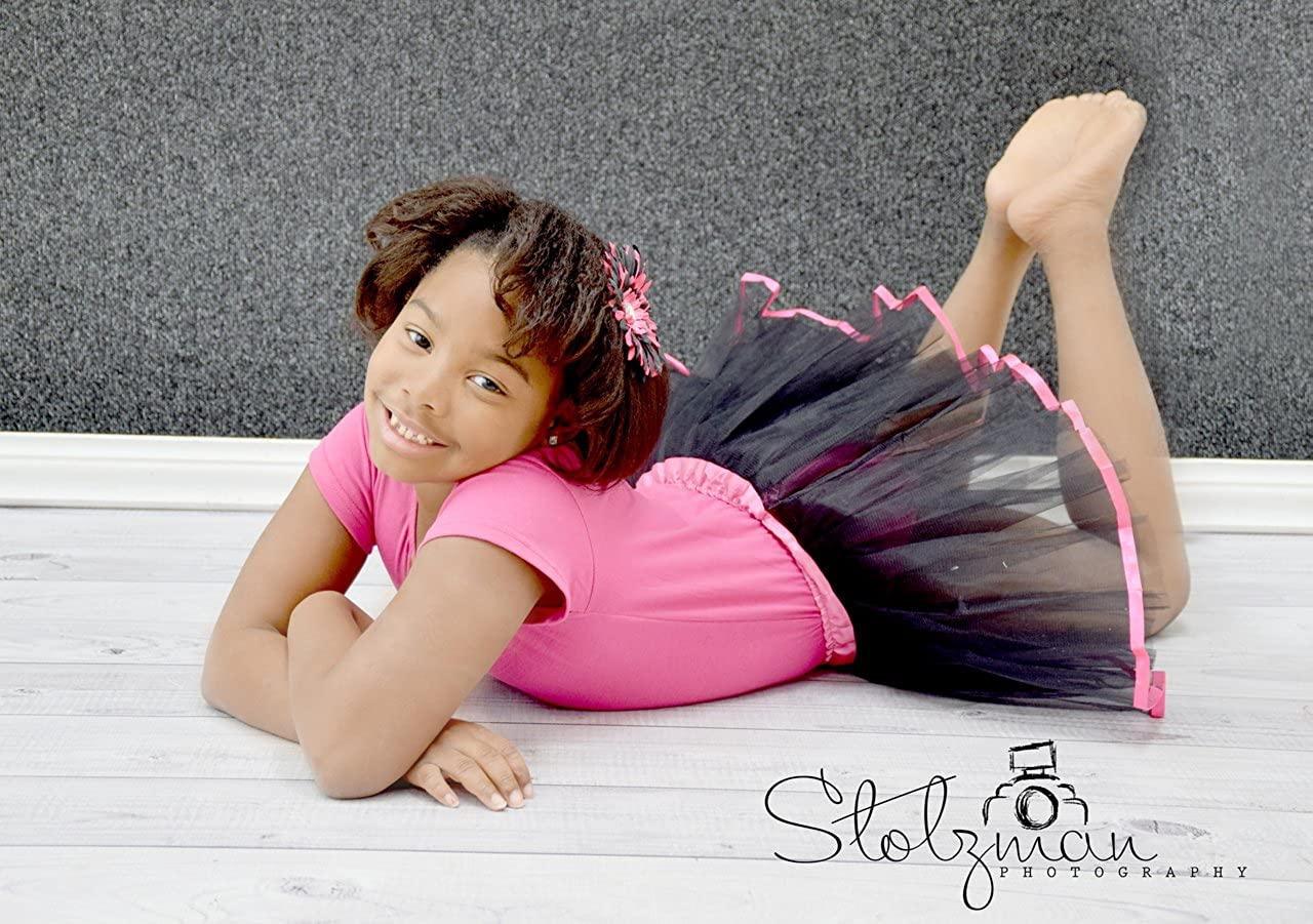 Hairbows Unlimited Satin Ribbon Lined Dance Tutu 8687