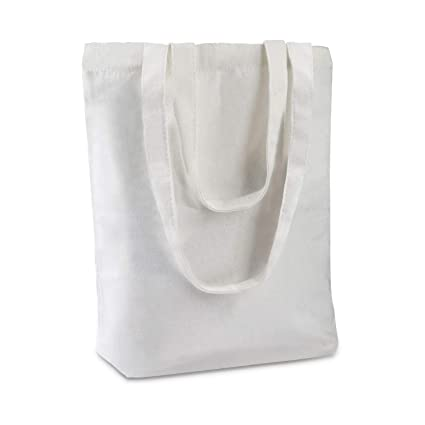 b6bcc2be75 Image Unavailable. Image not available for. Color: Insternet white cotton  canvas tote bag ...