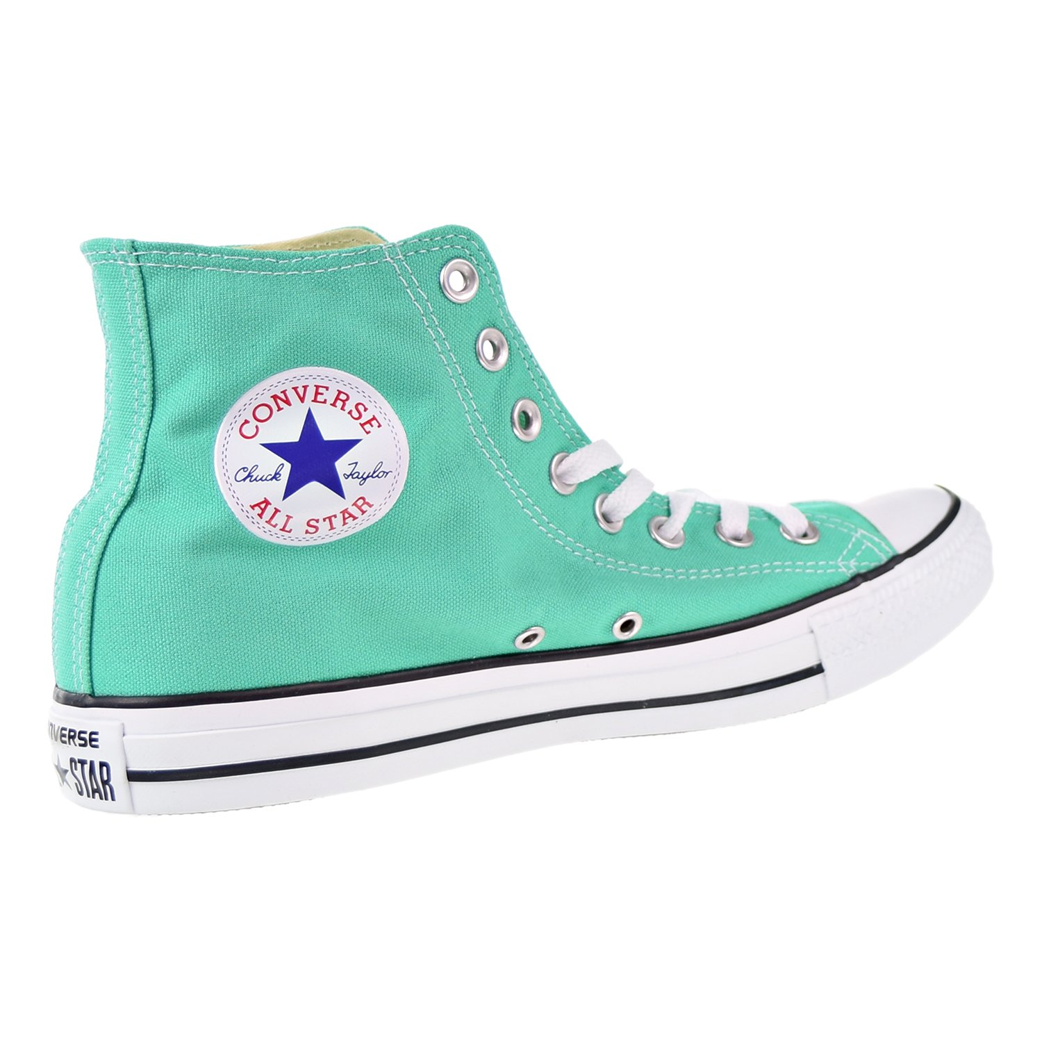 Converse Unisex Chuck Taylor All-Star High-Top Casual Sneakers Color in Classic Style and Color Sneakers and Durable Canvas Uppers B01HSH9BZC 6 B(M) US Women / 4 D(M) US Men|Menta d865fc
