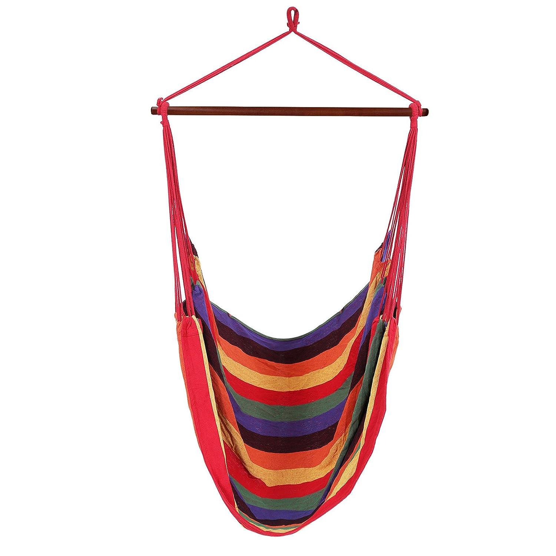 Amazon SONGMICS Extra Hanging Hammock Chair Porch