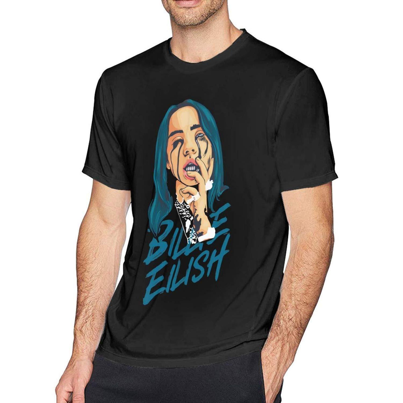 Cool Billie Eilish Black Shirts