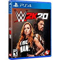 WWE 2K20 (PS4) Game for Playstation 4 With BUY and FLY USA Lucky Draw Contest Inside