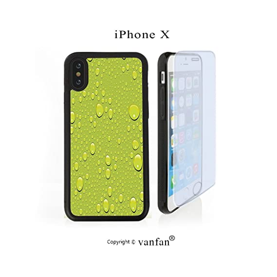 Amazon Iphone X Case Vanfan Iphone X10 Case Ps On Colored