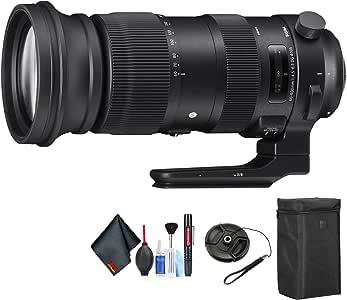 Sigma - Lente Deportiva para Nikon F (60-600 mm, f/4.5-6.3, DG OS ...