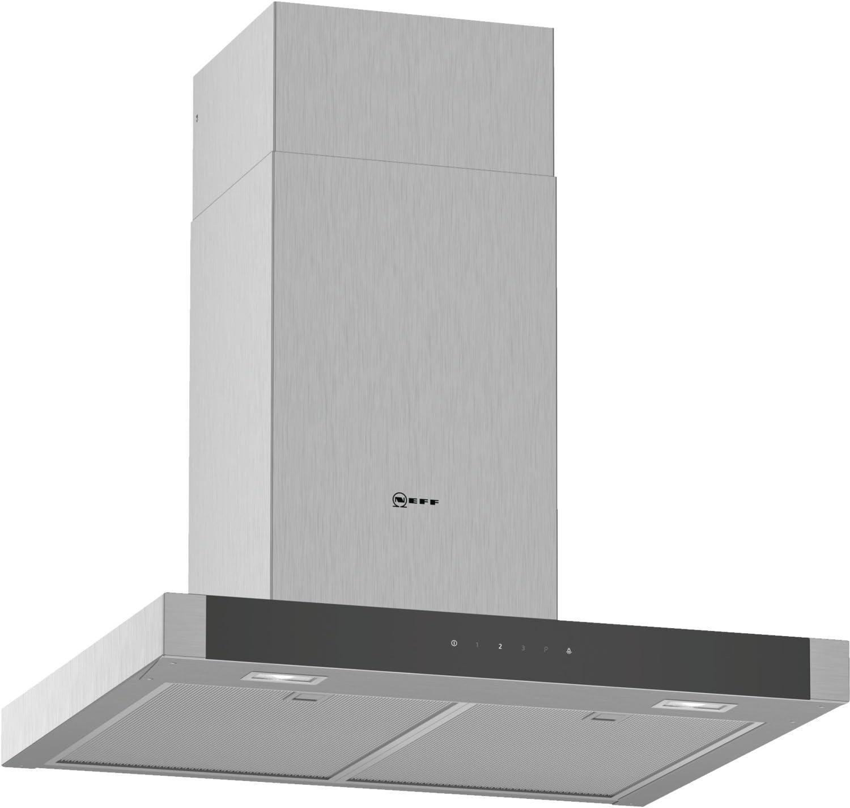 Neff D64BHM1N0B - Campana de cocina (acero inoxidable, 60 cm): Amazon.es: Hogar