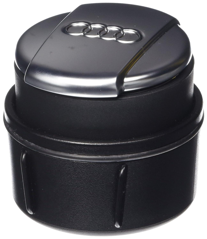 Original Audi Aschenbecher für den Getränkehalter in der Mittelkonsole Chrom