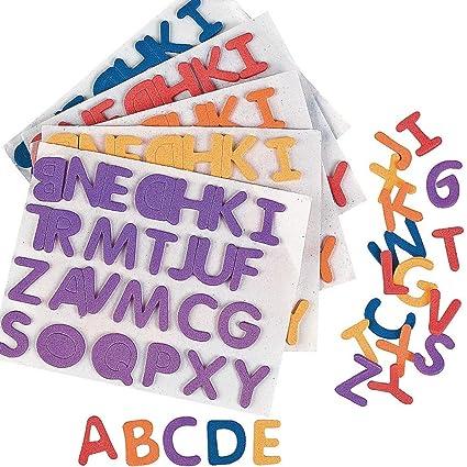 Elfen und Zwerge - Aufkleber Alphabet - Sticker ABC - 156 ...