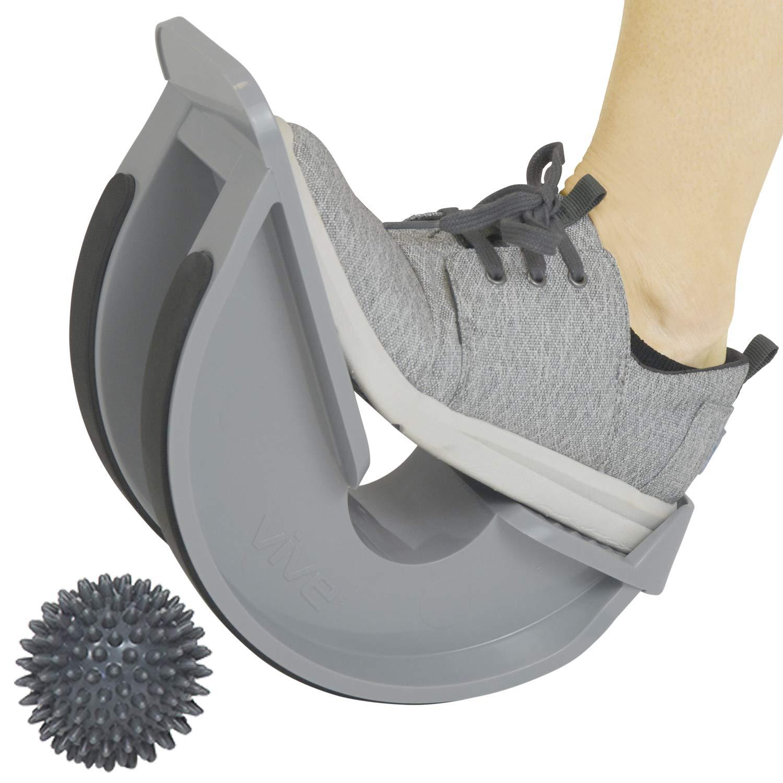 Vive Foot Rocker – Calf Stretcher for Achilles Tendinitis, Heel, Feet, Shin Splint, Plantar Fasciitis Pain Relief…