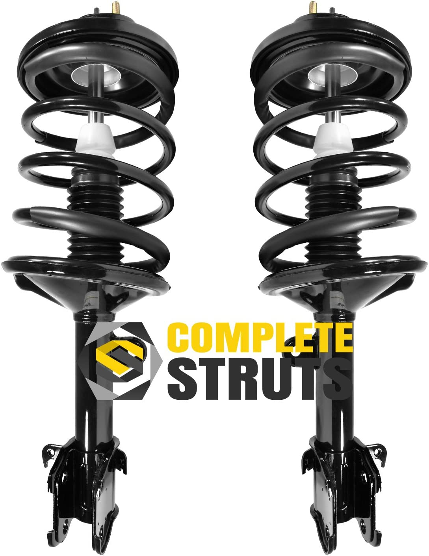 Full Set Strut Shock Absorbers For 2003-2008  Honda Pilot All Engine