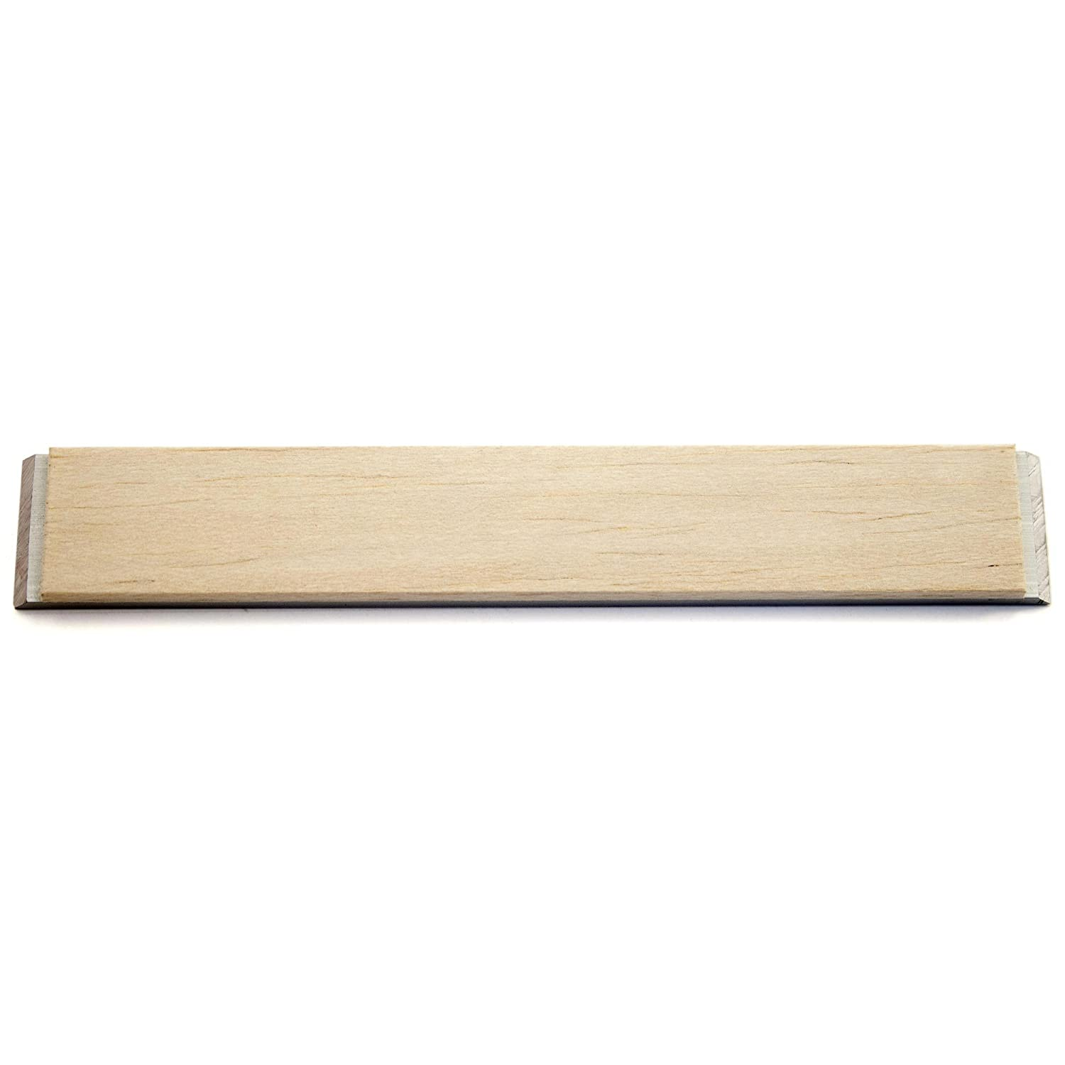 Balsa Strop 6 x 1 with Aluminum Mounting for Edge Pro Gritomatic