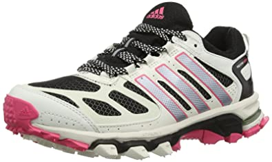 low priced f3cf3 02879 adidas Response Trail 20 W D66685 Damen Laufschuhe, Mehrfarbig (Black 1   Tech Grey