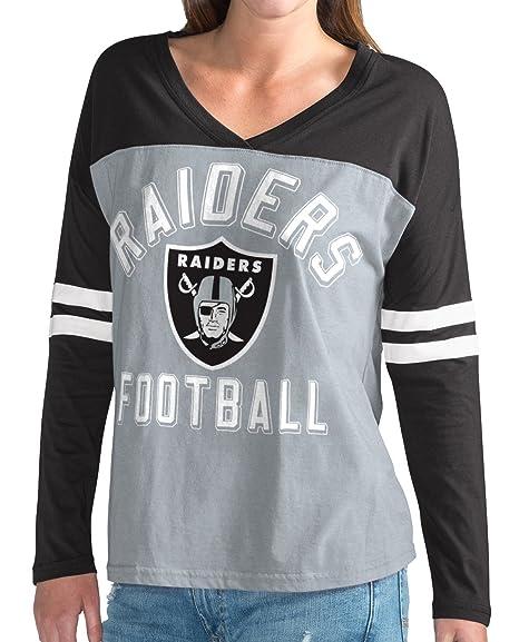 Amazon.com   Oakland Raiders NFL Women s G-III