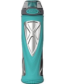 ZULU Elevate Vacuum Stainless Steel Water Bottle, Violet Ice, 20 oz