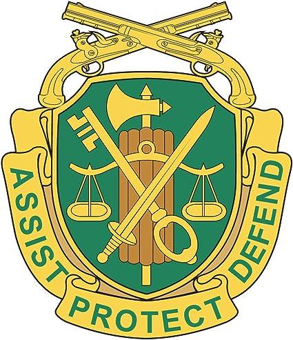 U.S Army Military Police Corps Decal Sticker