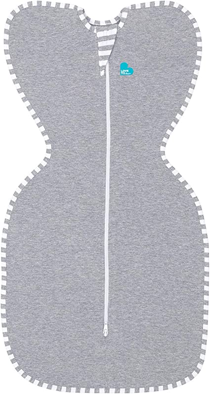 Love to Dream Swaddle UP Summer Lite Gray Small