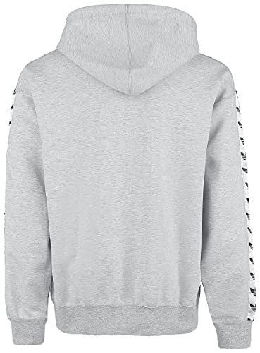 get new later hot sales adidas TNT Tape Hoody Sweat à Capuche Gris: Amazon.fr ...