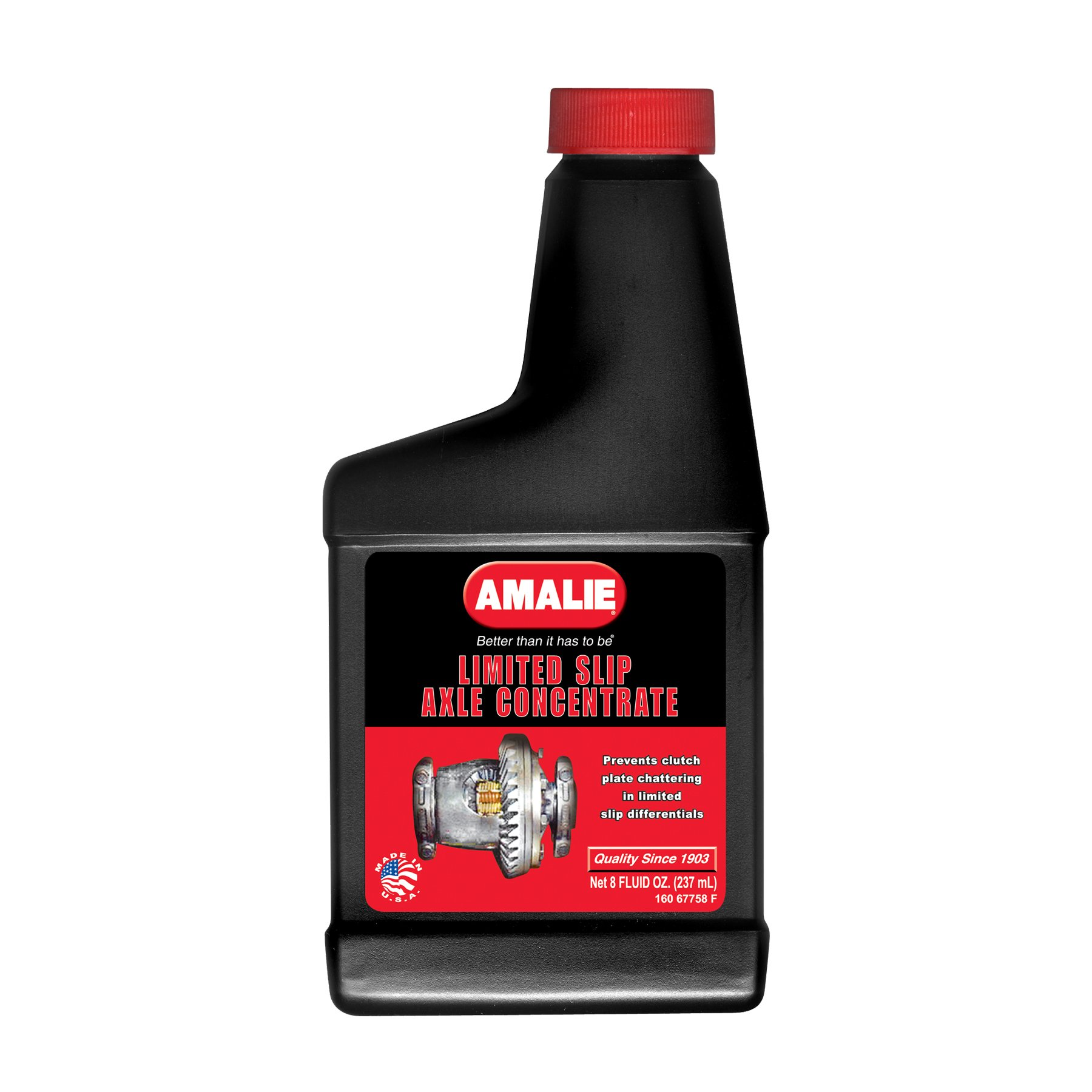 Amalie Limited Slip Axle Concentrate 100