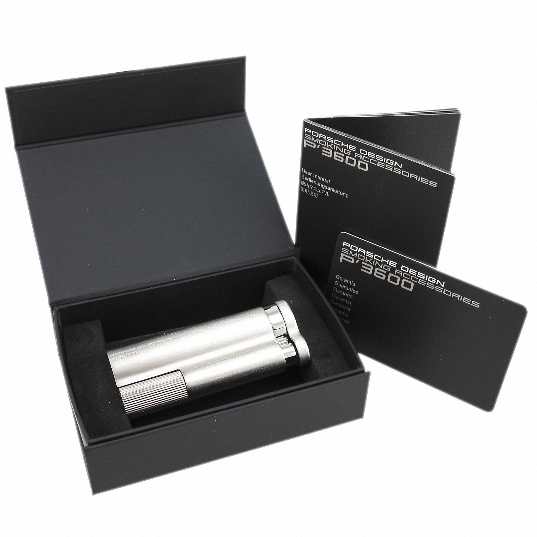 Amazon.de: Porsche Design P\'3638 PD8 Torch Flame Bohrer silber satin