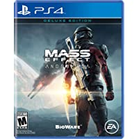 Mass Effect Andromeda - Deluxe Edition - PlayStation 4