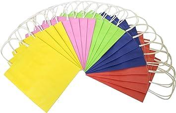 Folia Papiert/üten Kraftpapier 20 st/ück 12 x 5,5 x 15 cm