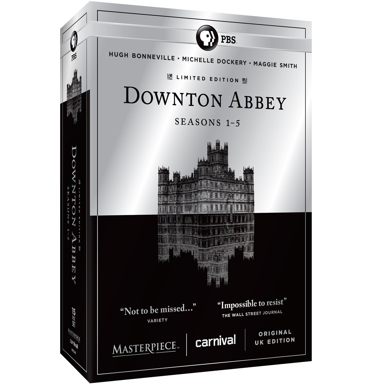 Masterpiece Classic: Downton Abbey: Seasons 1-5