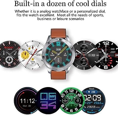 BEUHOME Reloj Inteligente,DT98 Bluetooth Smartwatch Deportivo ...