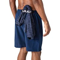 Men's Men's Hands Free Lightweight Running Athletic Shorts with Pockets