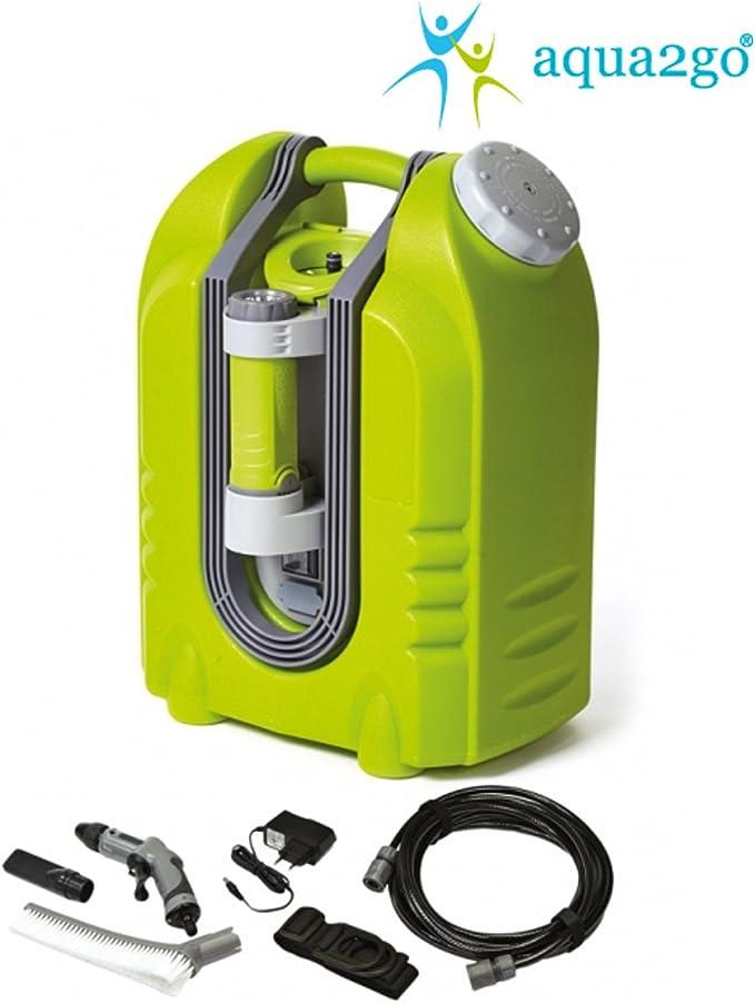 Aqua2go 20 L Pro Smart Hochdruckreiniger Sport Freizeit