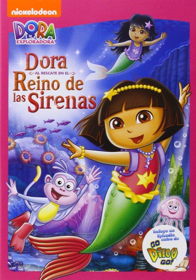 Dora La Exploradora Al Rescate En El Reino De Las Sirenas