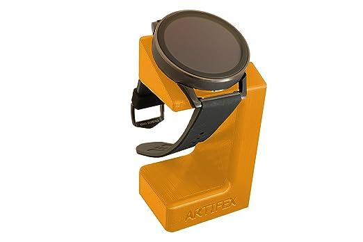 Artifex Design - Soporte de Carga para Reloj Inteligente Fossil Q Control, con Función Atril