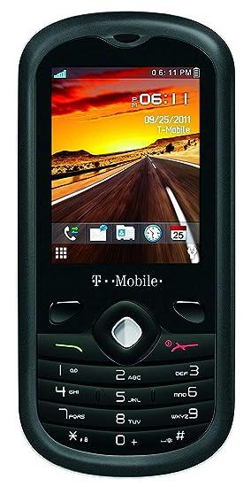 amazon com alcatel sparq a606 black t mobile cellular phone rh amazon com T-Mobile Sparq Cover T-Mobile Alcatel Sparq 2