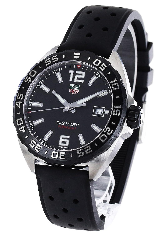 タグホイヤー フォーミュラ1 腕時計 メンズ TAG Heuer WAZ1110.FT8023[並行輸入品] B012Z4G10G