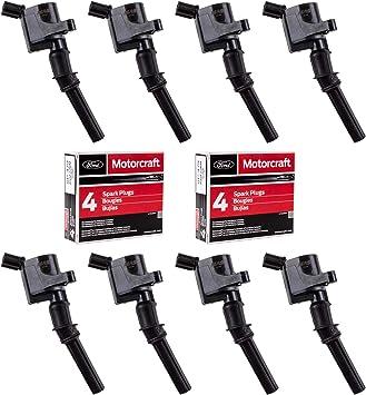 8PCS Ignition Coils Pack For Ford Lincoln Mercury 4.6L//5.4L DG508 DG457 DG472 US
