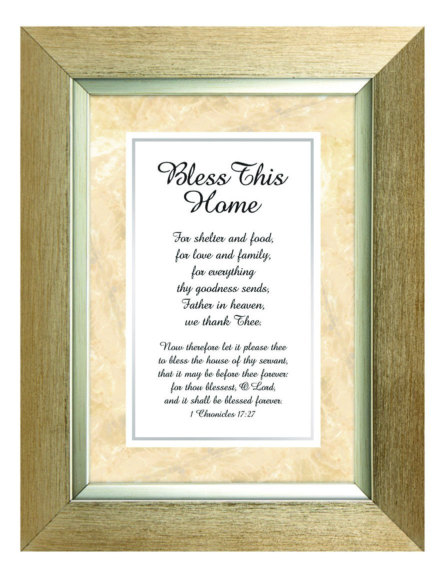 CB Gift Meaningful Moments Bless This House Framed Print