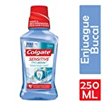Colgate Enjuague Bucal Colgate Sensitive Pro Alivio 250 Ml Azul, Pack of 1