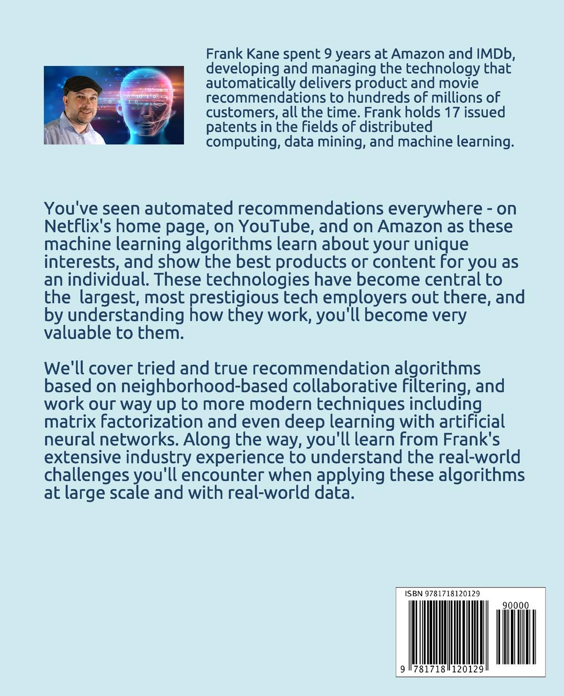 Buy Building Recommender Systems with Machine Learning and