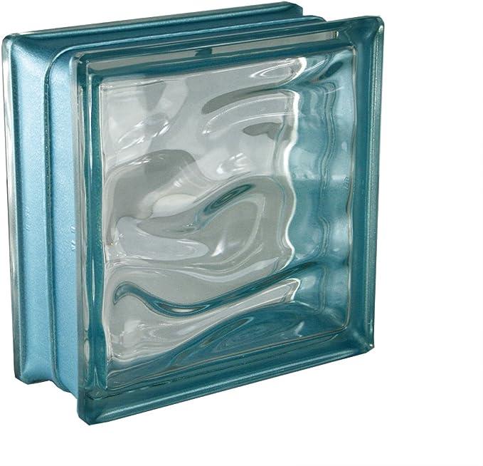 Bloques de vidrio mamparas de ducha JUEGO COMPLETO 97,5x136,5 cm ...