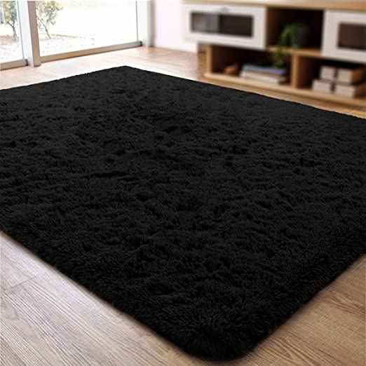 Amazon.com: ACTCUT Ultra Soft 4.5 cm Thick Indoor Morden Shaggy