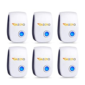GADINO Ultrasonic Pest Repellent