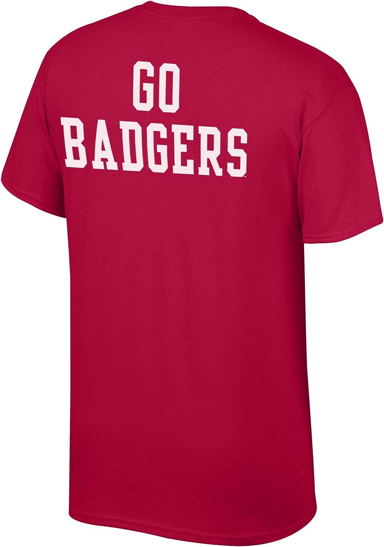 Elite Fan Shop NCAA T Shirt Team Color Back