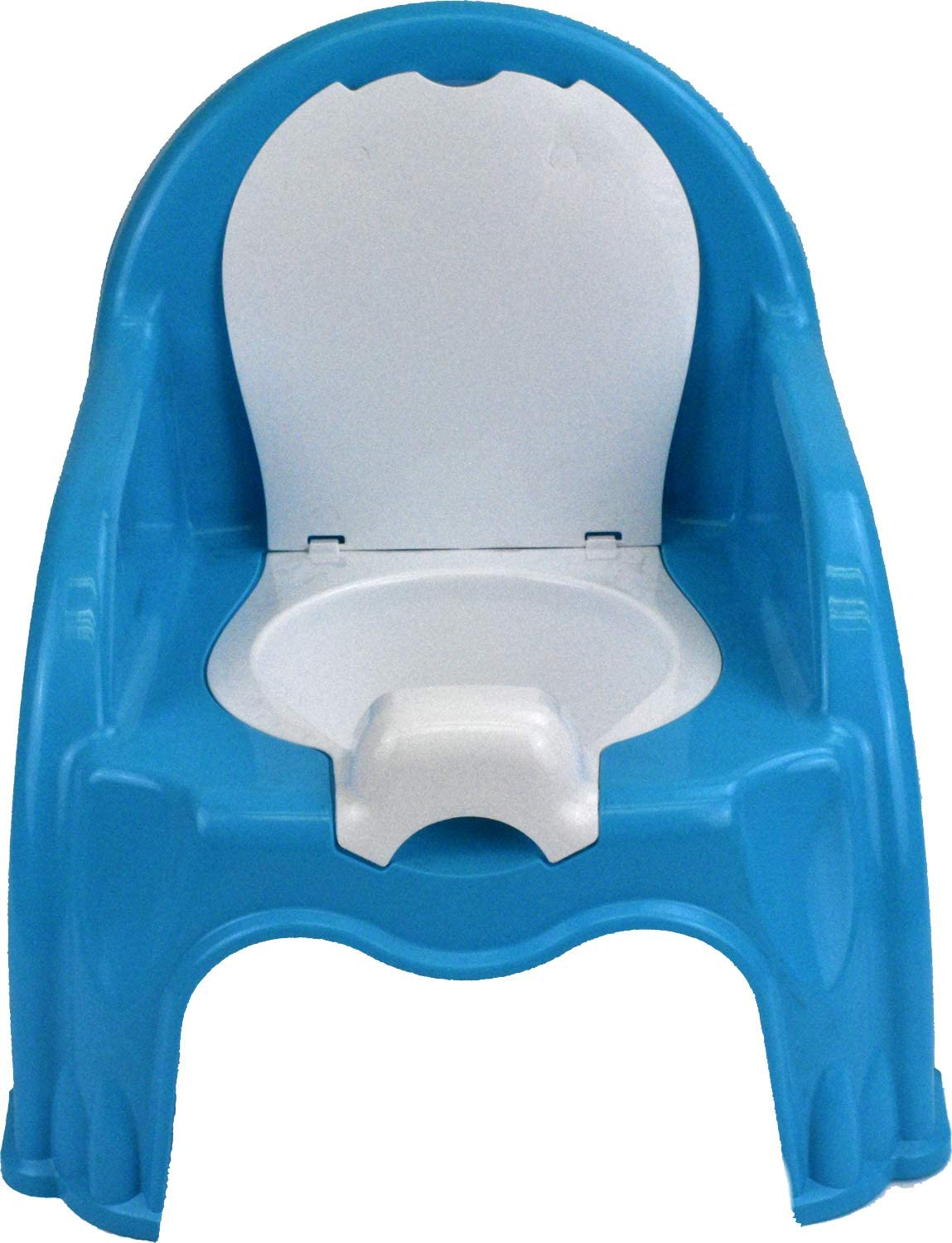 Baby Kid Children Toddlers Potty Toilet Training Chair Seat Blue