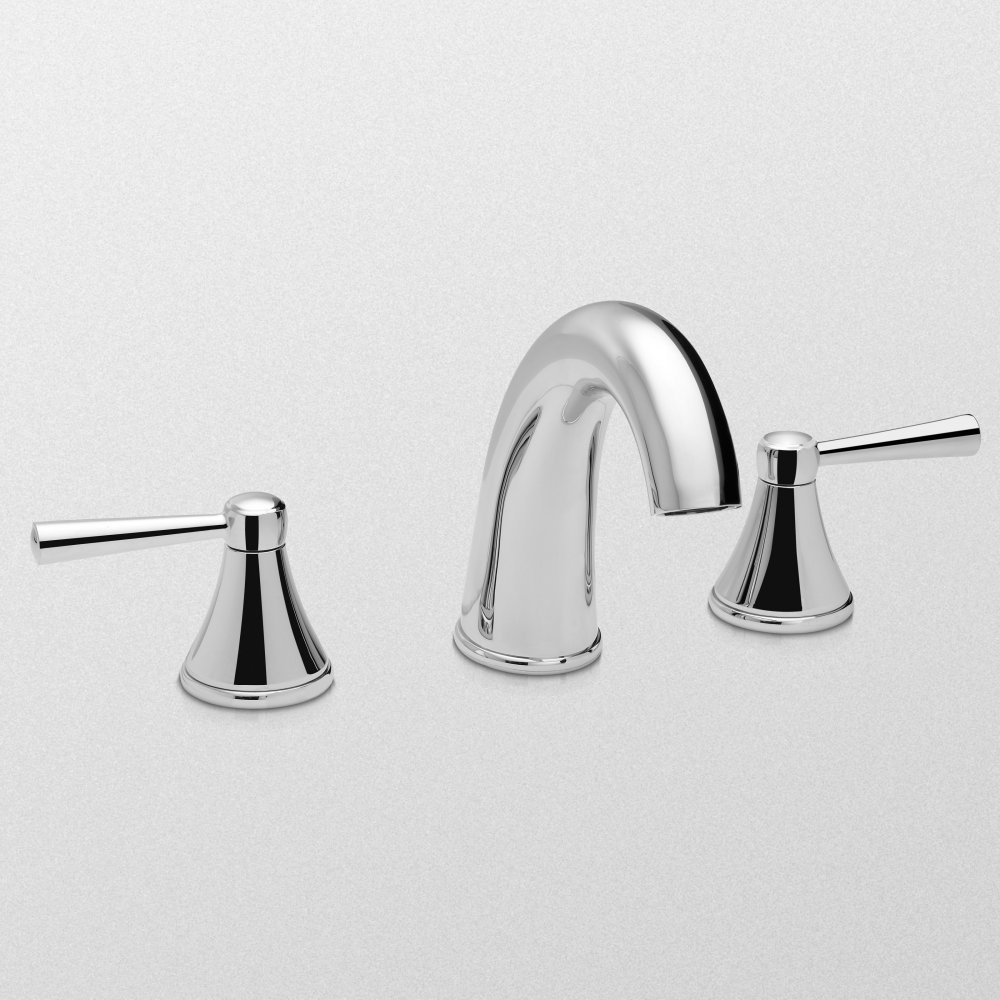 Toto TL210DD#BN Silas Widespread Lavatory Faucet, Brushed Nickel ...