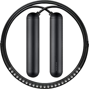 [Tangram Factory] Smart Rope - LED embedded Jump Rope - See your fitness data in MID-AIR
