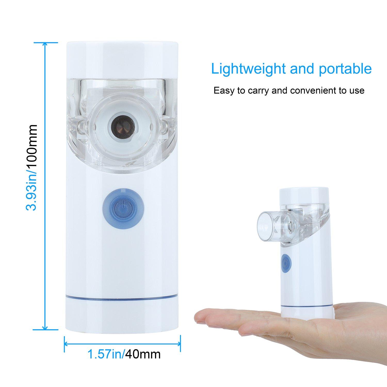 Aerosoon NebSmart Handheld Portable Inhaler with Build-in Rechargeable Li-polymer Battery