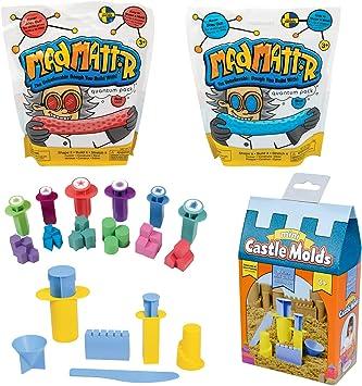 Relevant Play Mad Mattr Castle Set de construcción: Amazon.es: Juguetes y juegos