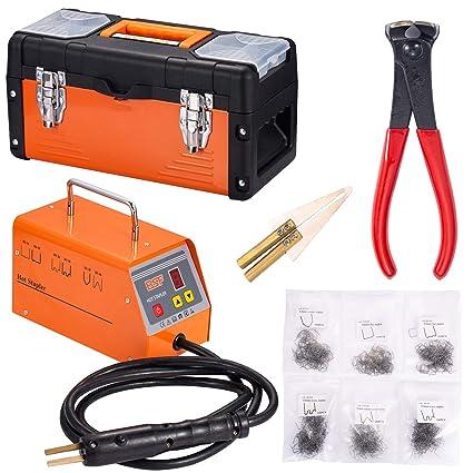 Amazon com: Cozyel Hot Stapler Plastic Repair Kit with