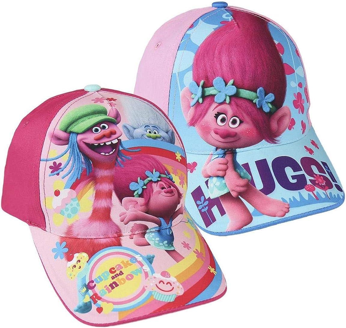 Taglia 53 Bimbo Trolls S0709168 Cappello Fucsia