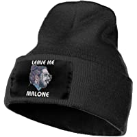 0aa8f027 Leasan Mens & Womens Rapper Post Leave Me Malone Skull Beanie Hats Winter  Knitted Caps Soft