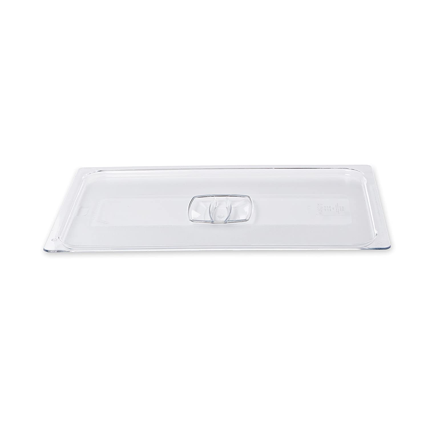 Rubbermaid Commercial Full-Size Cold Food Pan Cover, FG134P00CLR